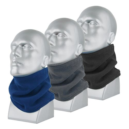 SPORT FLEECE NECK GAITER multi color pack 60861 (must buy in increments of 12)