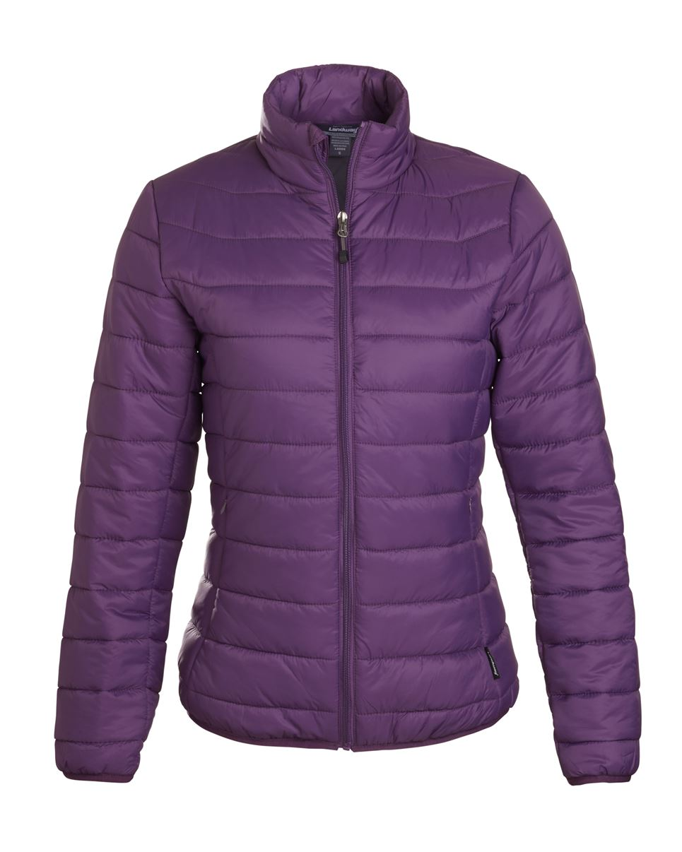 7682 LADIES PUFFER POLYLOFT JACKET