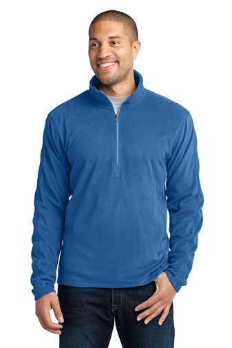Port Authority Microfleece 1-2 Zip