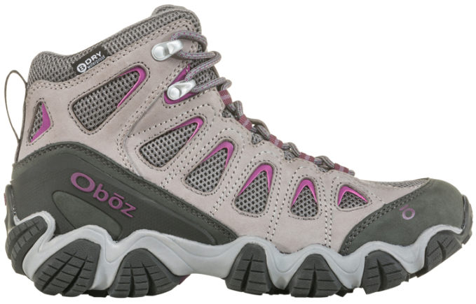 OBOZ Women's Sawtooth II Mid Waterproof 20702