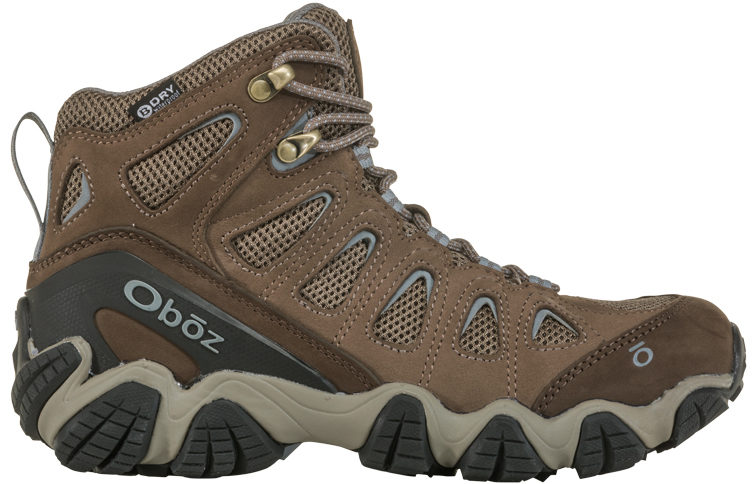 OBOZ Mens Sawtooth II Mid Waterproof 20701