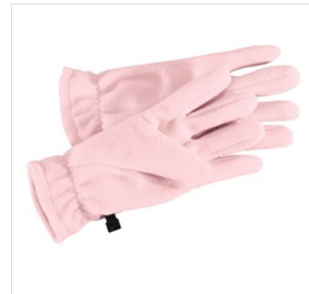 Fleece Gloves. GL01 Product Description BLACK